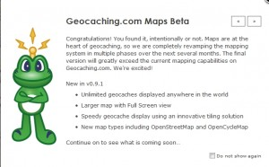 maps beta