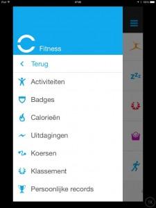 Garmin connect app vernieuwd