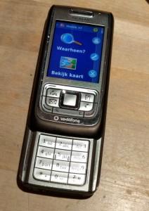 Nokia E65 - Mobile XT