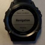 navigatie Fenix3