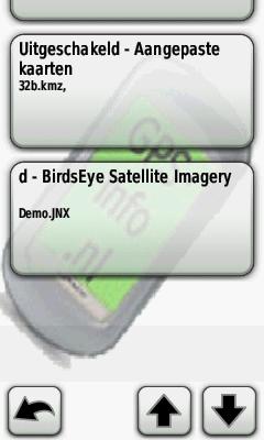 Garmin birdseye