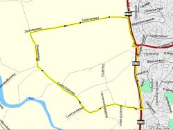 route in mapsource