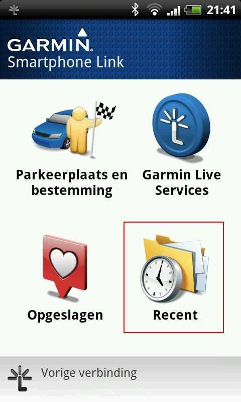 Garmin Phonelink