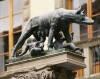 wolfskinderen in Sienna