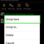unzip here