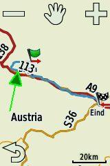 bekijk de kaart