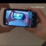 Virb App selfie