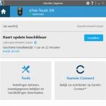 updaten met Garmin Express